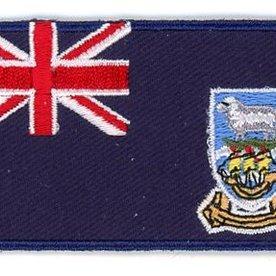 flag patch Falkland Islands