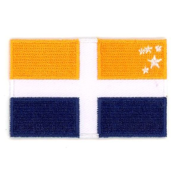 flag patch Inseln von Scilly