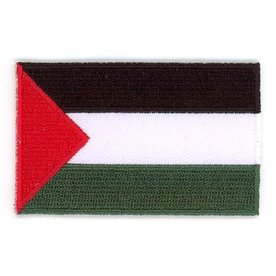 BACKPACKFLAGS flag patch Palestine