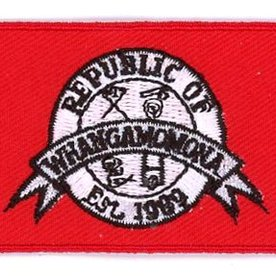 Flag Patch Whangamomona