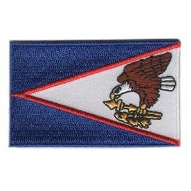 BACKPACKFLAGS flag patch American Samoa