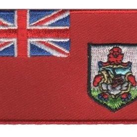 flag patch Bermuda
