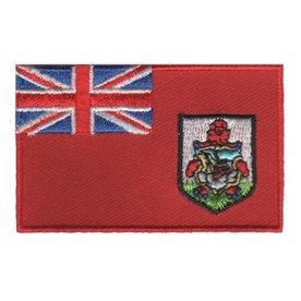 Flagge Patch Bermuda