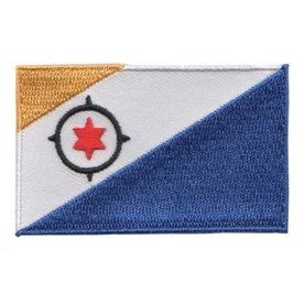 BACKPACKFLAGS flag patch Bonaire