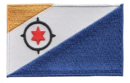 Flag Patch Bonaire