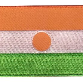 flag patch Niger