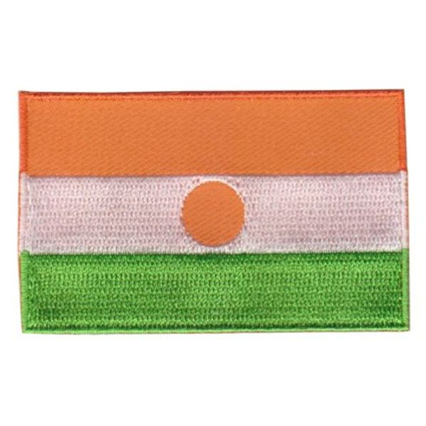 BACKPACKFLAGS flag patch Niger