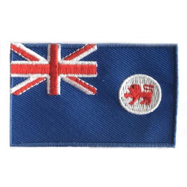 Flagge Patch Tasmanien