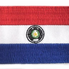BACKPACKFLAGS flag patch Paraguay