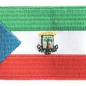 flag patch Equatorial Guinea