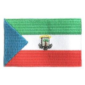 BACKPACKFLAGS flag patch Equatorial Guinea