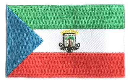 flag patch Equatorial Guinea