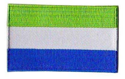 vlag patch Galápagos eilanden
