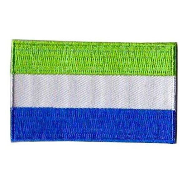 BACKPACKFLAGS flag patch Galápagos Islands