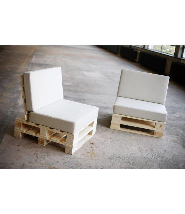 Pallet stoel