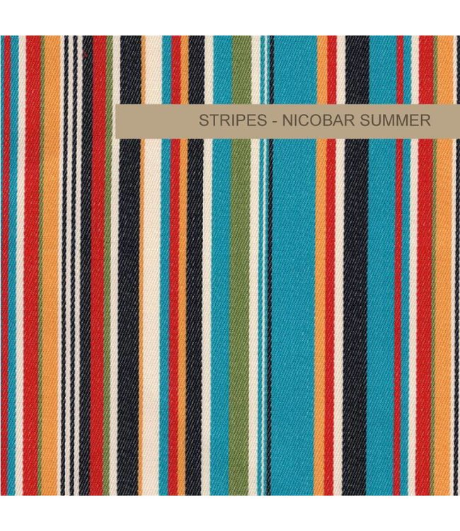 Kleurenstalen Stripes