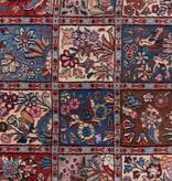Perzisch tapijt met tuinmotief