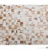 Koeienleer tapijt