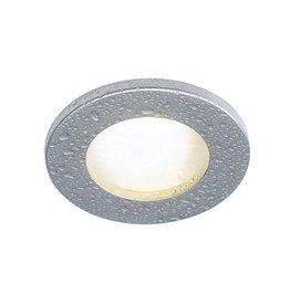 DOLIX MR16, inbouwspot, rond, titanium, max. 35W