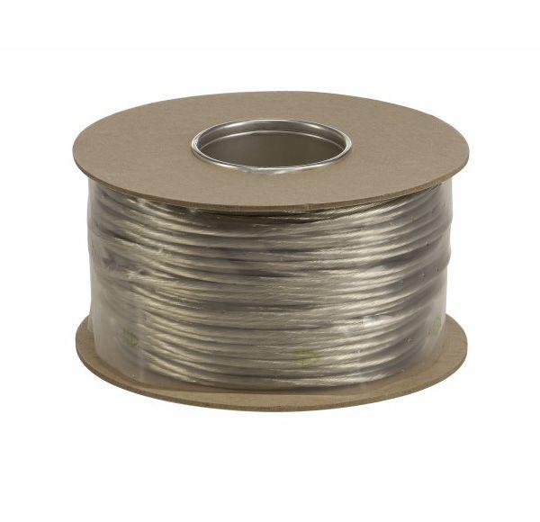 12V-kabel, geïsoleerd, 6mm², 100m