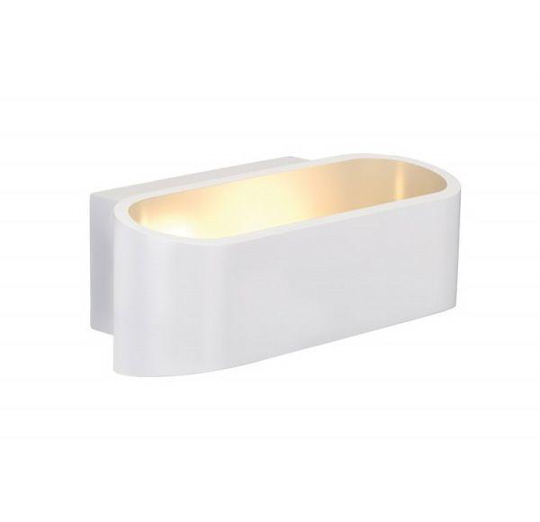 ASSO LED, ovaal, wit, 5W LED, 3000K