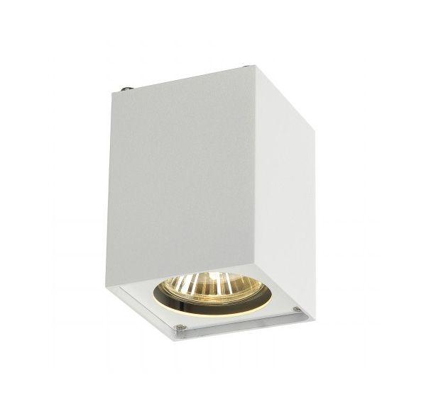 ALTRA DICE CL-1, plafond armatuur, vierkant, wit, GU10, max. 35W