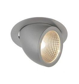 GIMBLE PRO G12, inbouw armatuur, zilvergrijs, 35/70/150W