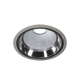 LED DOWNLIGHT PRO R, rond, zilvergrijs, 11W, incl. LED Disk module 850lm, 4000K