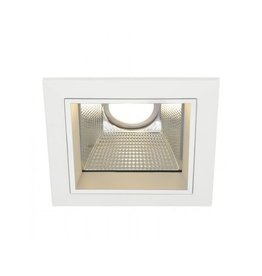 LED DOWNLIGHT PRO S, vierkant, wit, 12W, incl. LED Disk module 800lm, 2700K