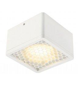 SKALUX COMP plafondlamp CL-1, vierkant, wit, 3000K