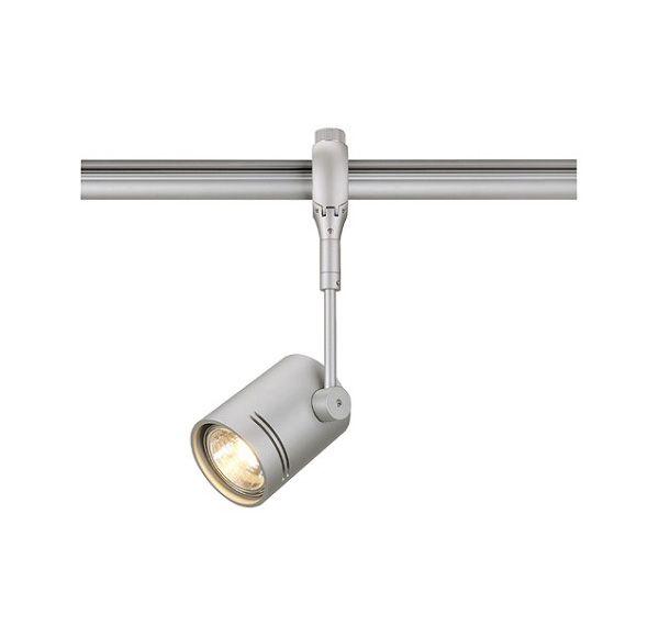 BIMA 1 voor EASYTEC II, zilvergrijs, GU10, max. 50W
