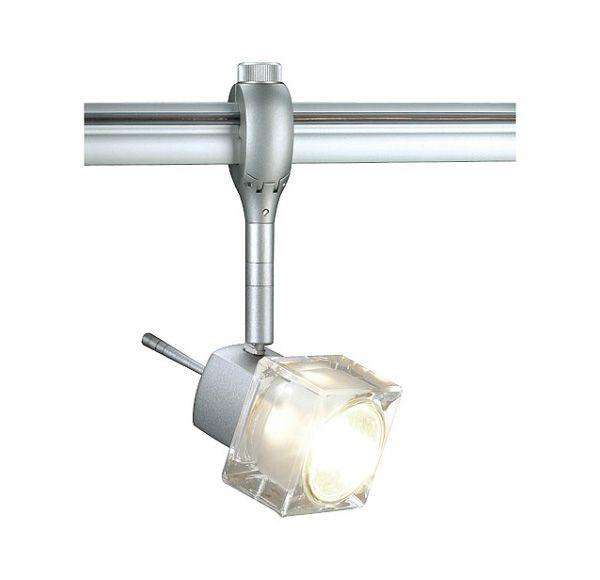 BLOX voor EASYTEC II, zilvergrijs, GU10, max. 50W