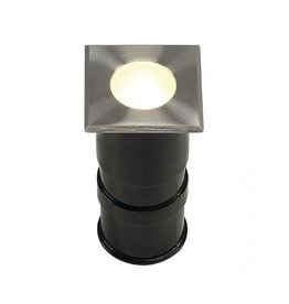 POWER TRAIL-LITE SQUARE, inox 316, 1W LED, warmwit, IP67
