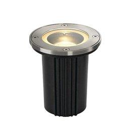 DASAR EXACT GU10, inbouw grond lamp, rond, inox 316, max. 35W, IP67