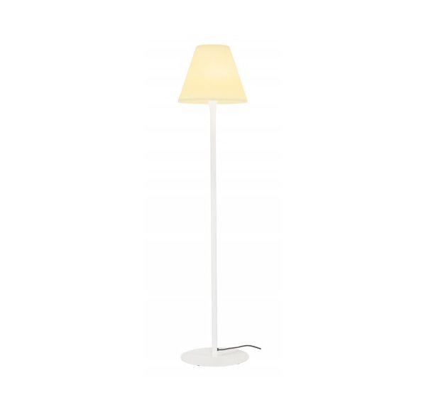 ADEGAN staande lamp, wit, E27 Energy-Saver, max. 24W, IP54