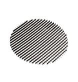 Diffusor: 14 cm voor DASAR grondspot, lichtbundel 50°