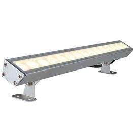GALEN LED PROFIEL, alu geanodiseerd, 15x1W, warmwit, IP65