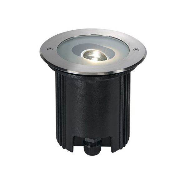 DASAR GX10 ROUND edelstaal 316 IP67