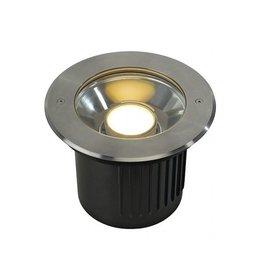 DASAR MODULE LED, inbouw spot, rond, inox, voor Philips LED Twistable module