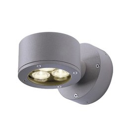 SITRA WALL, antraciet, GX53 Energy Saver, max. 9W, IP44