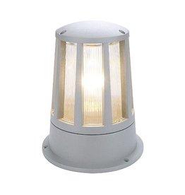 CONE, outdoor armatuur, zilvergrijs, E27, max. 100W, IP54