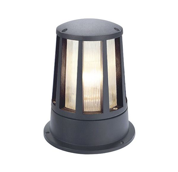 CONE, outdoor armatuur, antraciet, E27, max. 100W, IP54