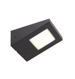 IPERI WL, antraciet, 48 LED, pure-wit, 4000K