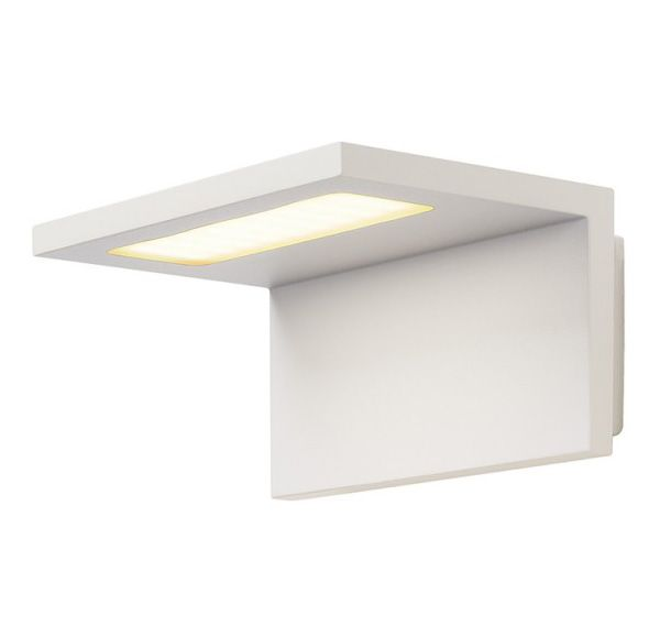 ANGOLUX WALL wandlamp, wit, 36 SMD LED, 3000K
