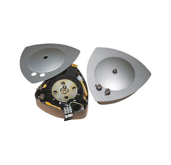 C-transfo MANTA 200, zilvergrijs, 200W, 12V