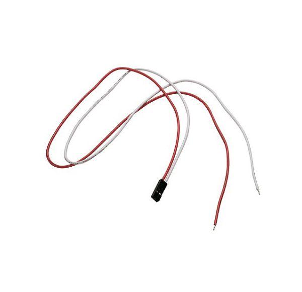 Aansluitkabel voor LED-strips 24V, max. 50W, 50cm, 2 stuks