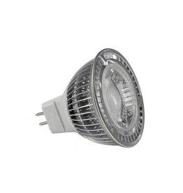 MR16 LED, 5W, wit, 30°, niet dimbaar