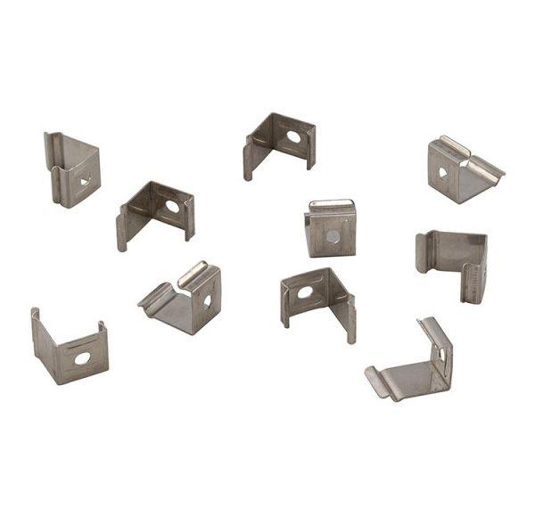 Bevestigingsclips voor DELF C PRO light bar, 10 stuks, 45gr