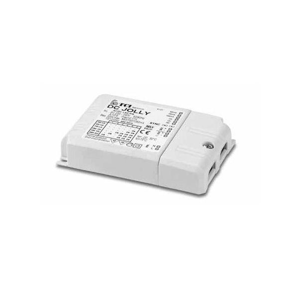 Dimmable Driver 24W 1-10V/Druktoets/Potmeter