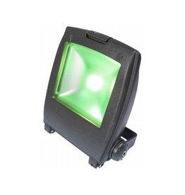 Led Floodlight 10W RGB / 1x10W / 230V / 110deg